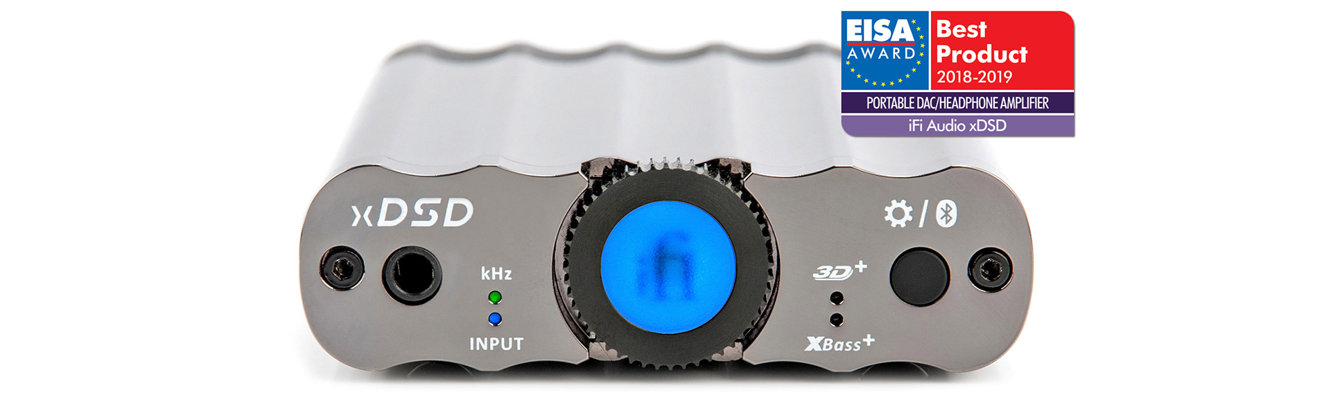 iFi Audio xDSD EISA Award