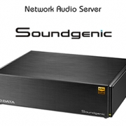 I-O DATA Soundgenic Network-Audioserver