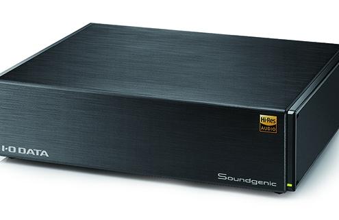 I-O DATA Soundgenic Network-Audioserver