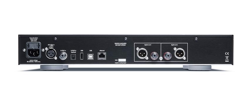 DSP502 Anschluss-Seite